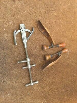 Vintage Cobblers  / Boot Stretchers /tree