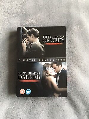 Fifty Shades Of Grey Fifty Shades Darker 2 - Movie Collection DVD