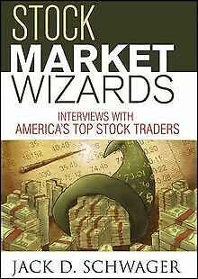 Stock Market Wizards: Interviews with America's Top S... | Book | condition good