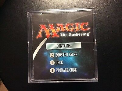 MAGIC THE GATHERING - MTG Mystery Cube - Free Shipping Open Box w/crack