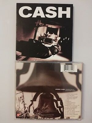 Johnny Cash -  American Iii Solitary Man (Biem Gema Lc 00162)  Cd