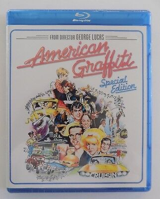 American Graffiti BluRay Special Edition Ron Howard George Lucas NEW SEALED