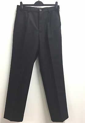 21 x Pairs Used Black Office Smart Trousers Mix Mens & Ladies Various Sizes