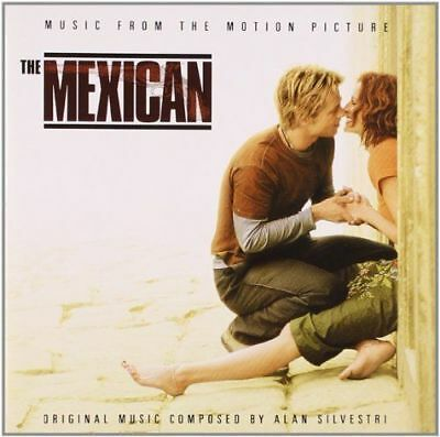 The Mexican Original Motion Picture Soundtrack CD Album New & Sealed
