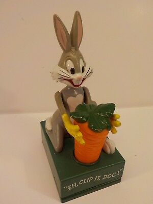 RARE Vintage 1975 BUGS BUNNY Looney Tunes Office Stapler Janex SEARS