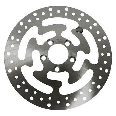 HardDrive Rear Brake Rotor 11.8 Dia. OE Style (Stainless) 2008-13 Harley Touring