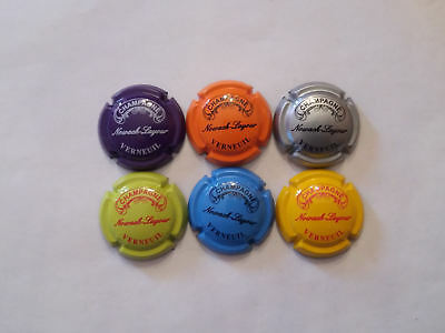 6 Belles Capsules Champagne Nowack Layour News