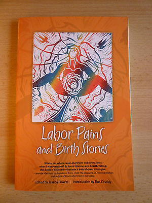 Labor Pains and Birth Stories: Essays on Pregnancy + Childbirth  Jessica Powers