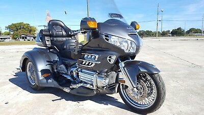 2005 Honda Gold Wing  2005 Honda Gold Wing Goldwing 1800 TRIKE