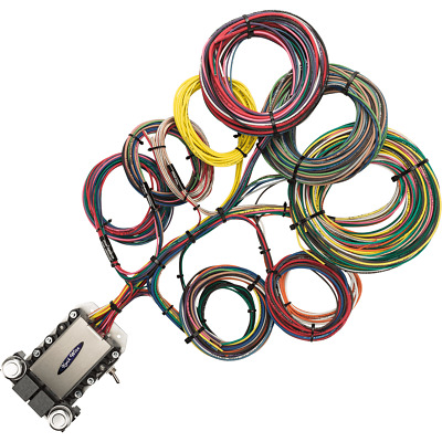 Ford 14 Circuit Kwik Wire Harness