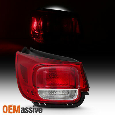 Fits 2013 2014 2015 Chevy Malibu Driver Left Side Outer Piece Taillight 13 14 15
