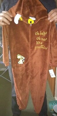Gruffalo Mothercare One Piece. New With Tags Age 4-5 Years.