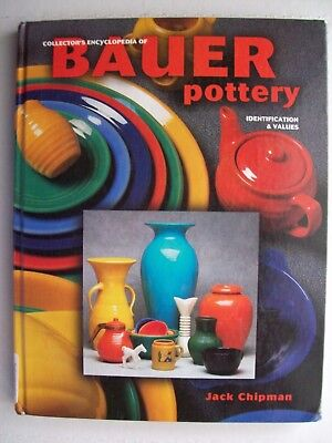 Antique Bauer Pottery Price Guide Collector's Book