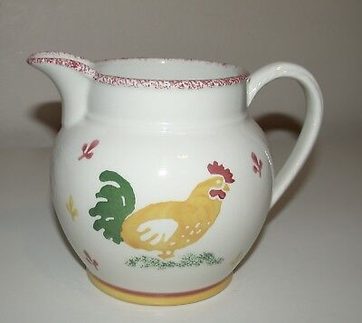 Laura Ashley 1 Ltr Jug Cockerel