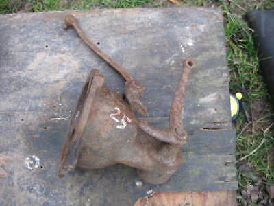 Standard Fordson N governor housing spares repairs old vintage tractor