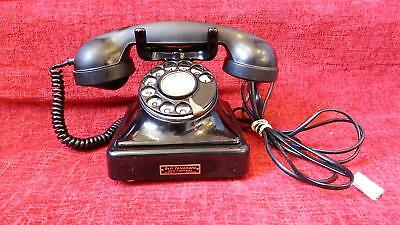 Bakelite Bell Antwerp Type 2724 Telephone - 1932     Cl80