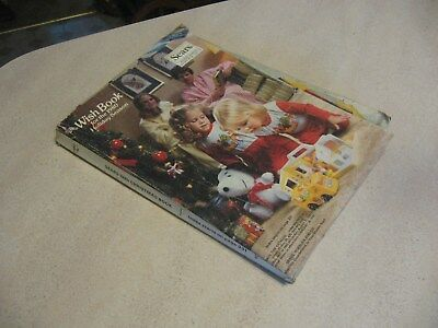 Rough++1980 Sears Christmas -Wish Catalog--Rough