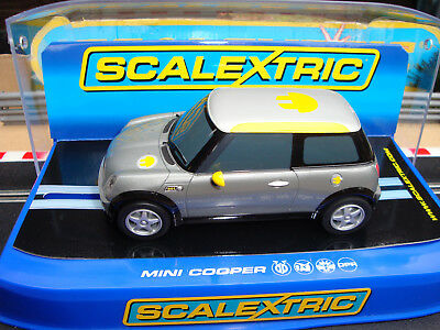 C3175 New Boxed Scalextric Mini Cooper Car E Electric - More Cars For Sale