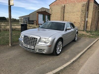 Chrysler 300C 3.5 V6 petrol private plate included. Only 61k miles