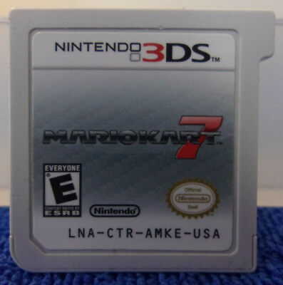 Mario Kart 7 (Nintendo 3DS, 2011) Cartridge Only!