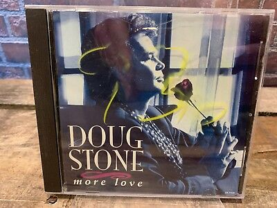 More Love by Doug Stone (CD, PROMO Single)