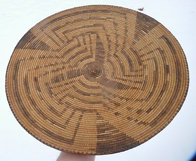 Native american Pima Indian Basket 17 inches