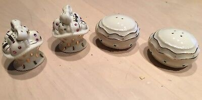 Lenox Holiday Gems Easter Salt And Pepper Shakers