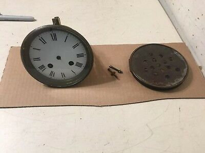 Antique Japy Freres French Mantle Clock Movement