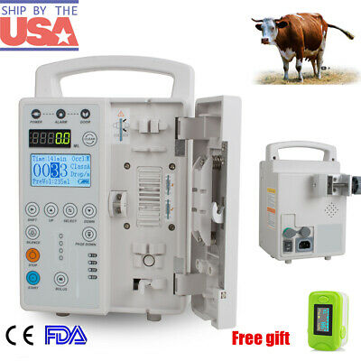Infusion Pump Injector Pump IV/Fluid Monitor Alarm&Battery Fit for Any Brand A+
