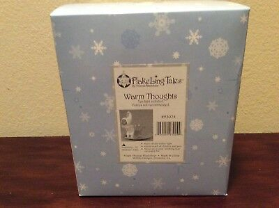 Thomas Blackshear's Flakeling Tales Warm Thoughts, Mint With Box