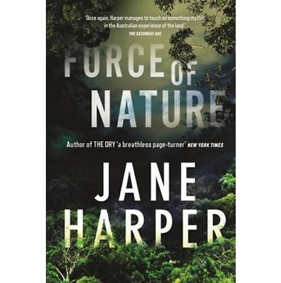 Force of Nature By Jane Harper Paperback Free Shipping