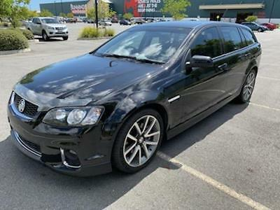 2012 Holden Commodore Ve Ssv Wagon 6.0L V8 Auto
