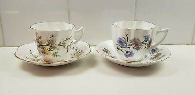 Clarence Bone China Tea Cup And Saucer & More