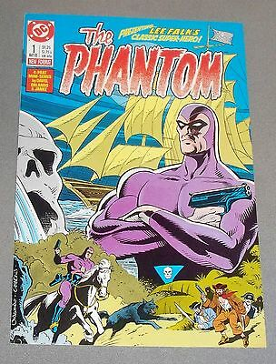 The Phantom #1 1988, the first Phantom in very fine+ shape and free shipping