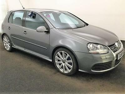 2008 Volkswagen Golf 3.2 V6 R32 4MOTION 5dr Petrol grey Manual
