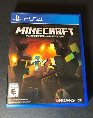 Minecraft [ PlayStation 4 Edition ] (PS4) USED