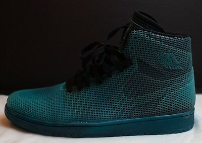 ff486311f4c4 Nike Air Jordan 4Lab1 Tropical Teal 677690 020 Size 12 NIB fast shipping!