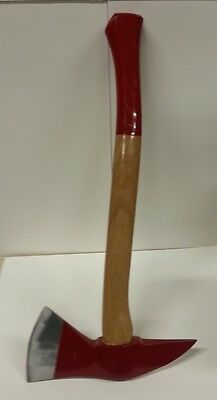 "Firefighter Fire Axe...3 Lbs...20"" Long..."