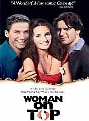 Woman on Top (DVD, 2003, Widescreen and Full Frame Versions) Like New/Viewed 1x*