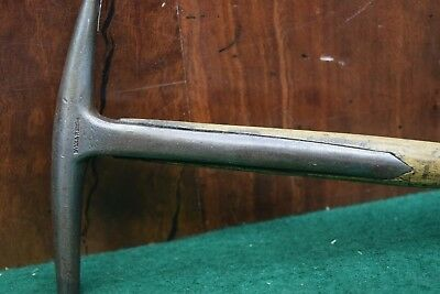 Antique Collectable Wynn Timmings Strapped Upolstery Tack Hammer Old Tool