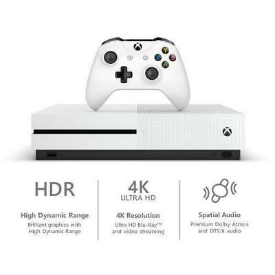 Xbox One s 1 To Forza Horizon 4 Console Bundle-Complet-Jeu de téléchargement inc