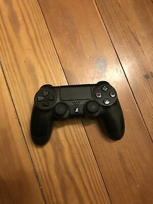 PS4 - Original Wireless DualShock 4 Controller / schwarz [Sony]