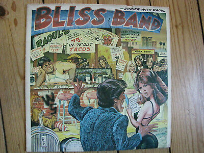 Bliss Band-Dinner with Raoul,Vinyl,LP