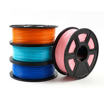 3D Printer Filament 1kg/2.2lb 1.75mm PLA ABS PETG Nylon PC ASA POM Carbon fiber