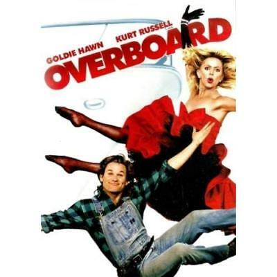 Overboard [DVD] [1988] DVD