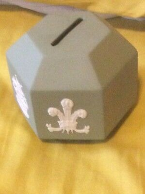 Wedgwood Prince Charles 1969 Investiture as Prince of Wales Money Box
