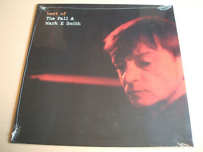 The Fall & Mark E Smith - Best Of  Vinyl, LP, Compilation live recording sealed