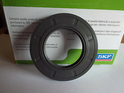 40x68x8mm SKF Oil Seal Shaft Double Lip R23/TC 40x68x8 HMSA10RG