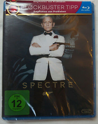James Bond Spectre Blu-ray