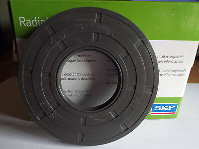 40x90x10mm SKF Oil Seal Shaft Double Lip R23/TC 40x90x10 HMSA10RG
